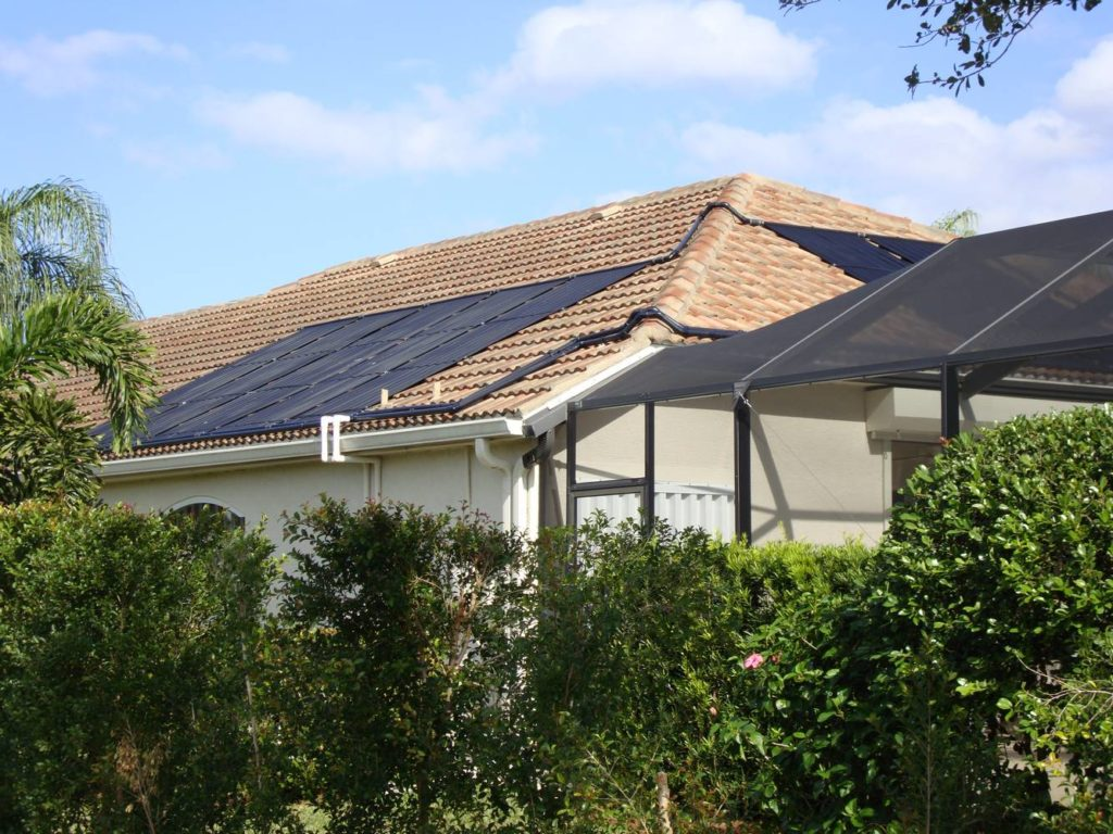 Crown Colony Solar Pool Heater