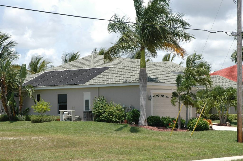 Solar Pool Install Cape Coral 2020